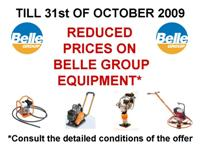 Sales Special offers on Bellegroup products Bergerat Monnoyeur