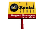 Bergerat Monnoyeur Inchirieri, the Cat Rental Store, rental of Caterpillar machines